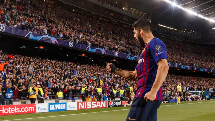 Luis Suarez confirms plans to 'point to those responsible' if he scores vs Barcelona