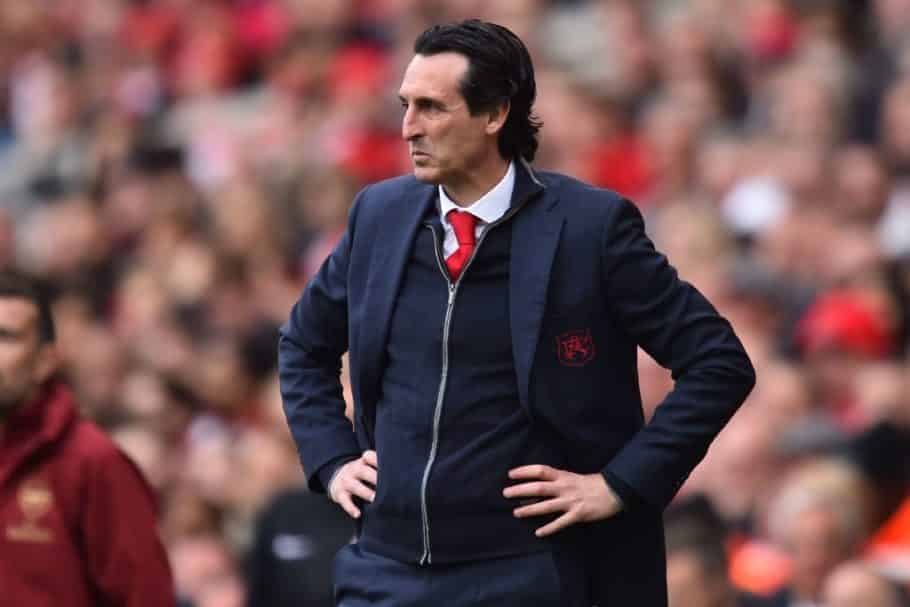 Paul Merson takes aim at Arsenal boss Emery after Spurs draw