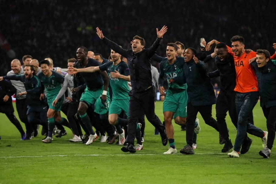 Tottenham Champions League