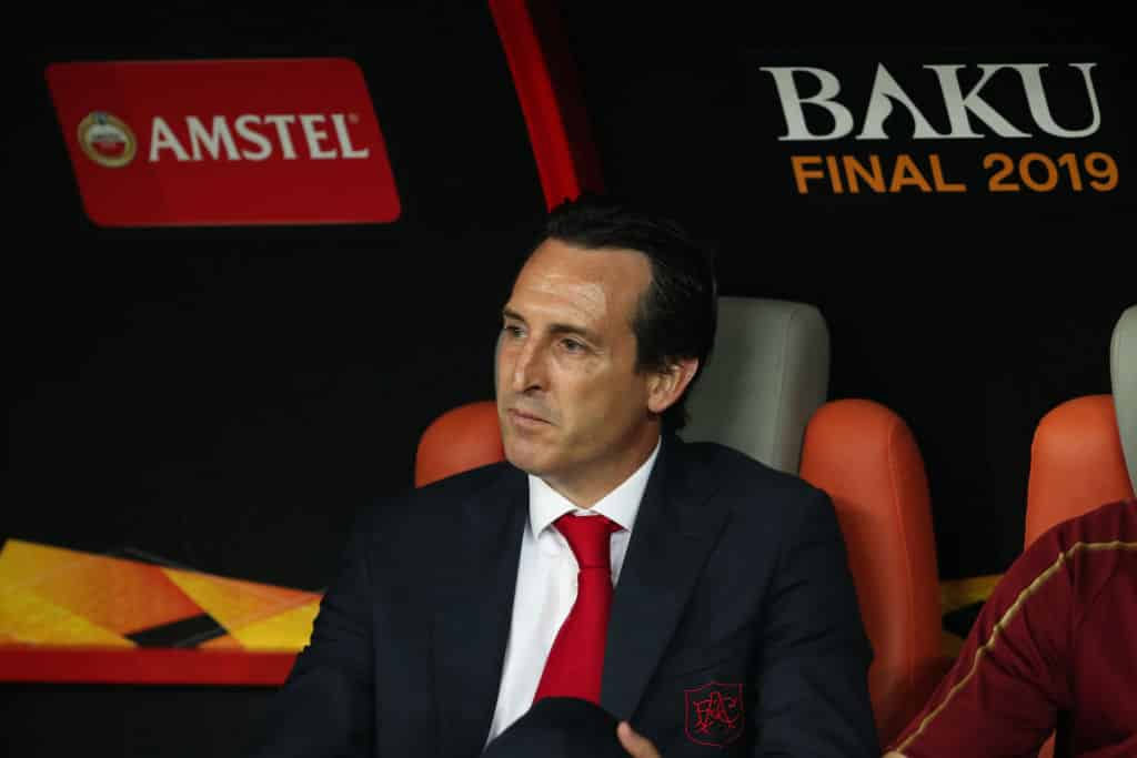 Arsenal's Unai Emery on the situation surrounding Mesut Ozil & Sead Kolasinac