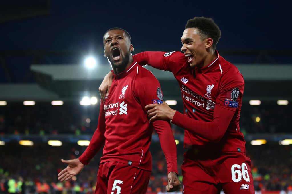 Gini Wijnaldum breaks silence over Liverpool exit, cites fans on social media: 'If they only knew…' - 101 great goals