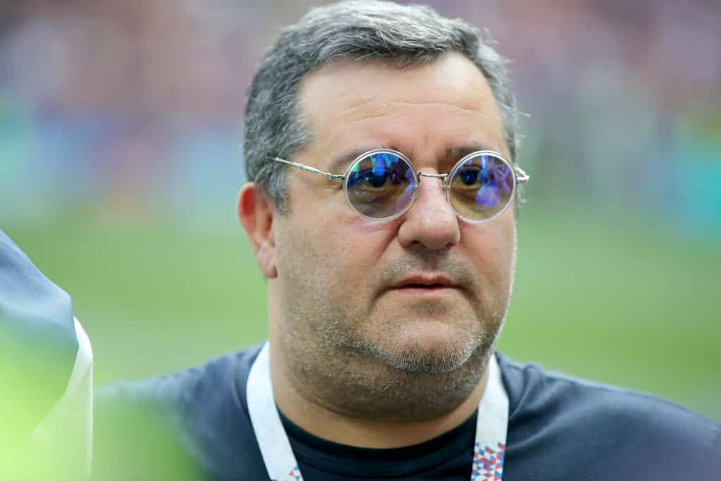 Feeling within Man United that Mino Raiola is only person who wants Pogba transfer – Times - 101 great goals