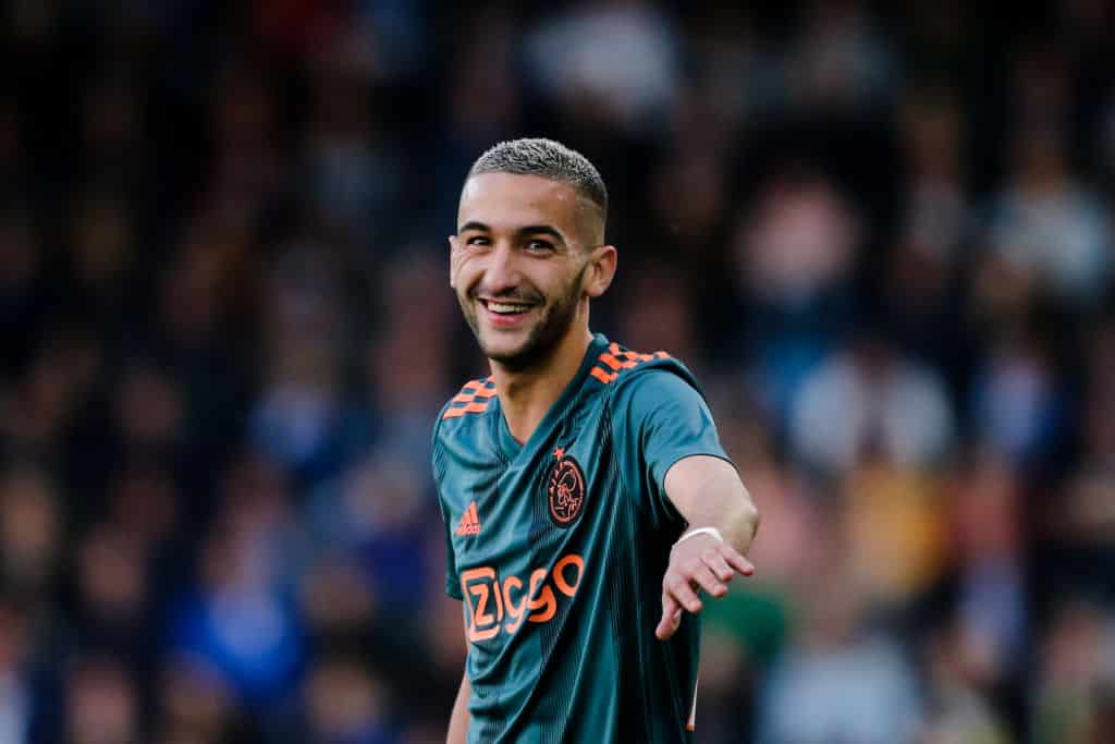 Former Man United star the latest to heap praise on Chelsea's Hakim Ziyech - 101 great goals