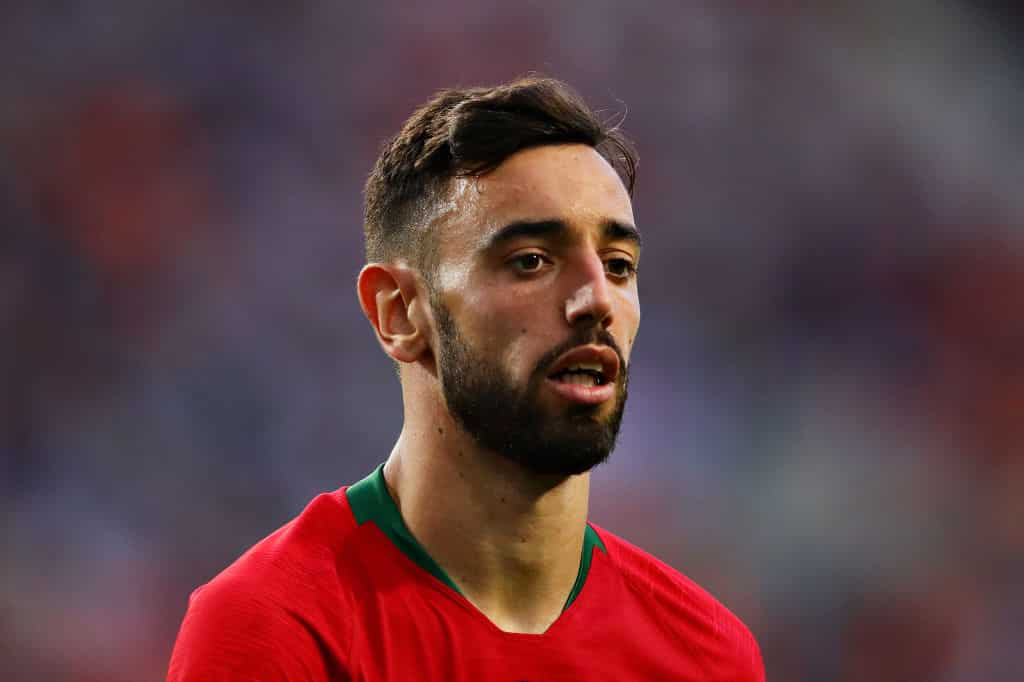 Man United negotiations for Bruno Fernandes reportedly 'at an impasse' - 101 great goals