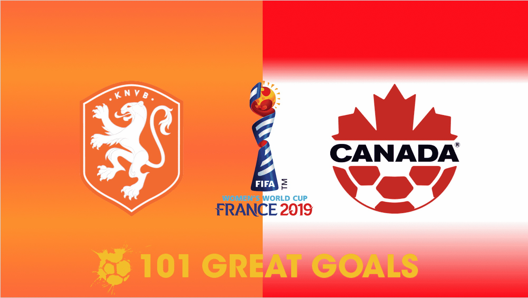 Netherlands vs Canada live streaming