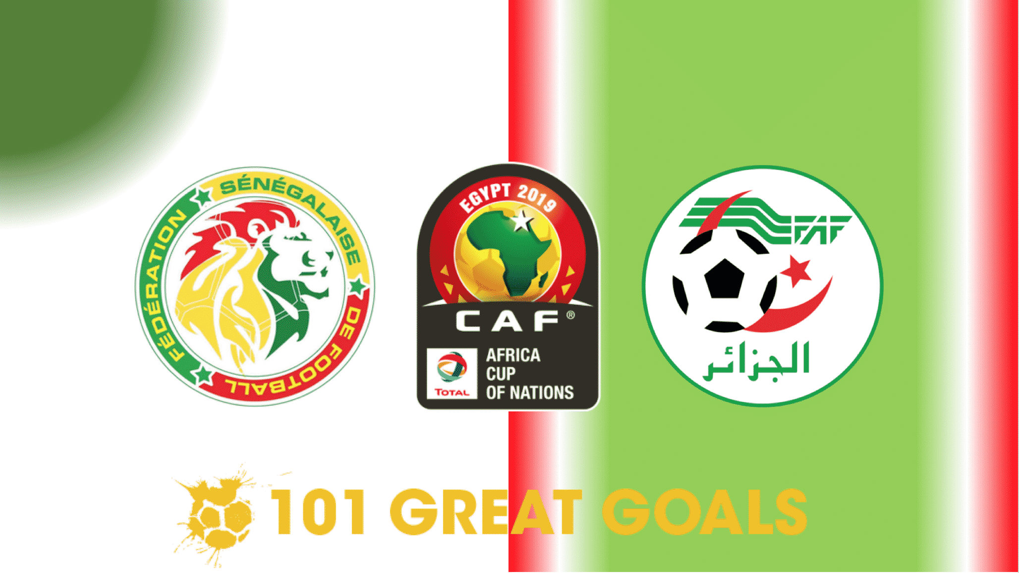 Senegal vs Algeria live streaming