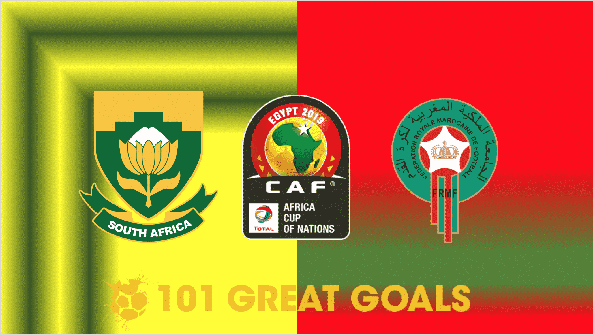 South Africa vs Morocco live streaming