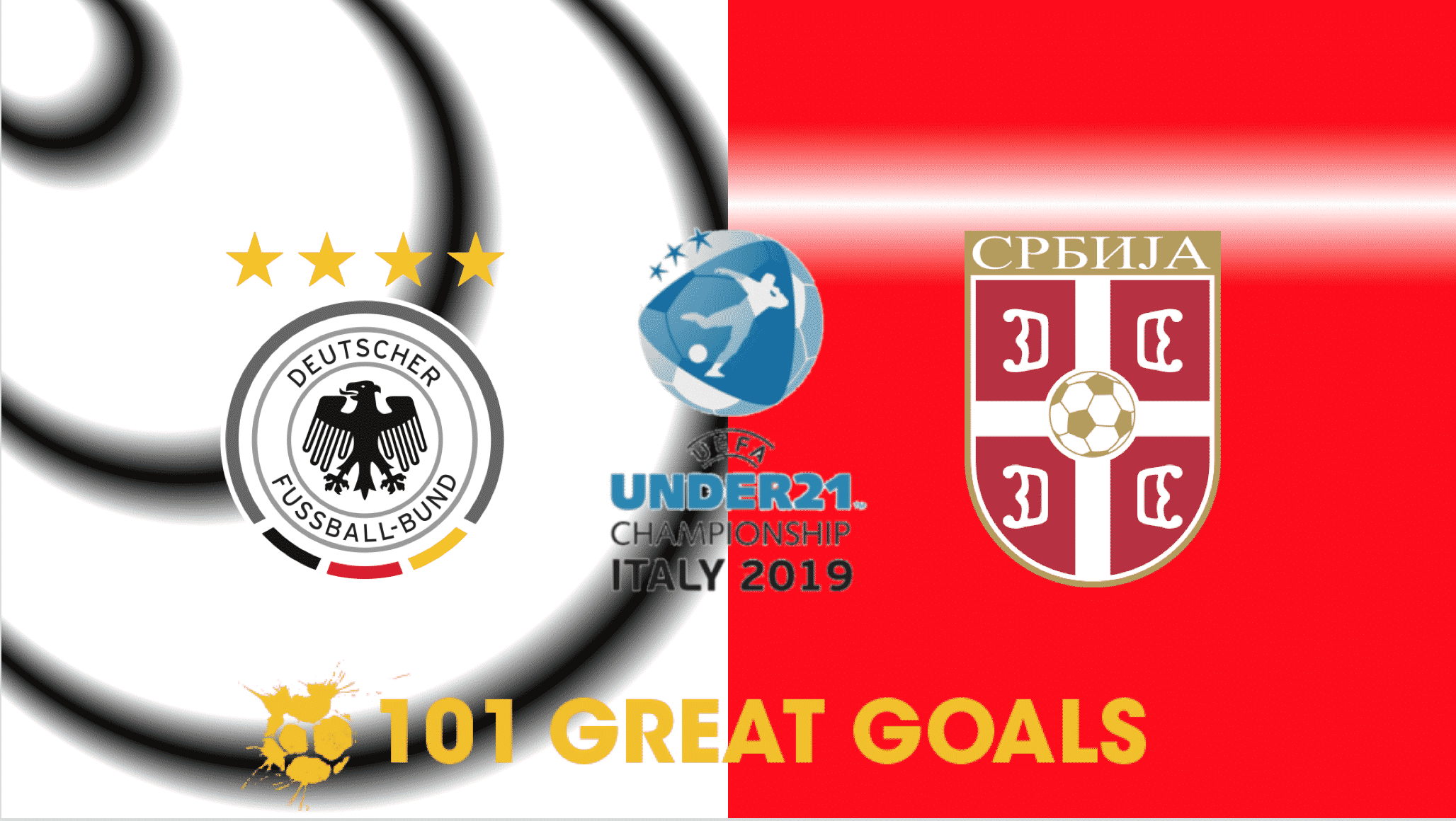 Germany U21 vs Serbia U21 live streaming