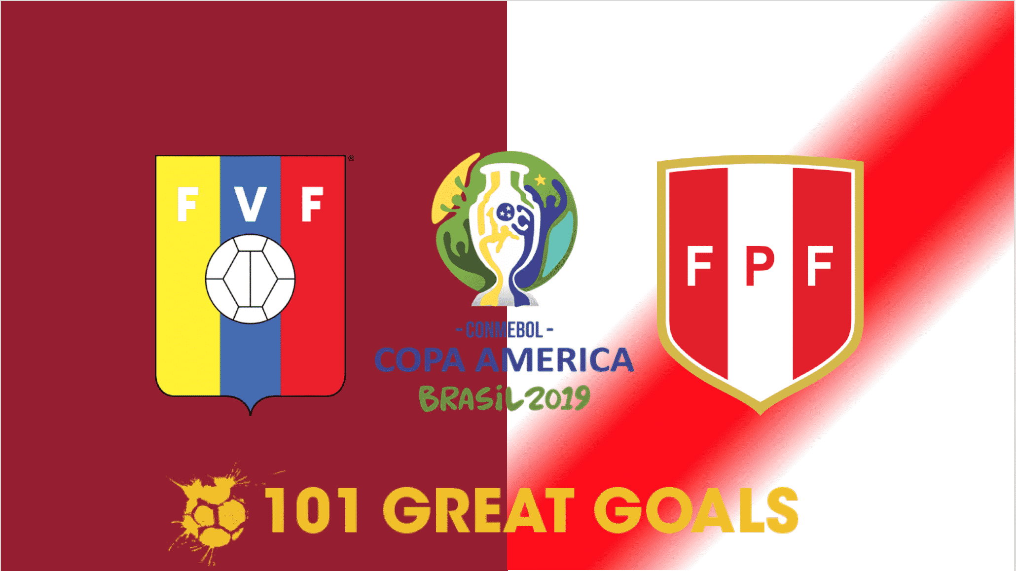 Venezuela vs Peru live streaming