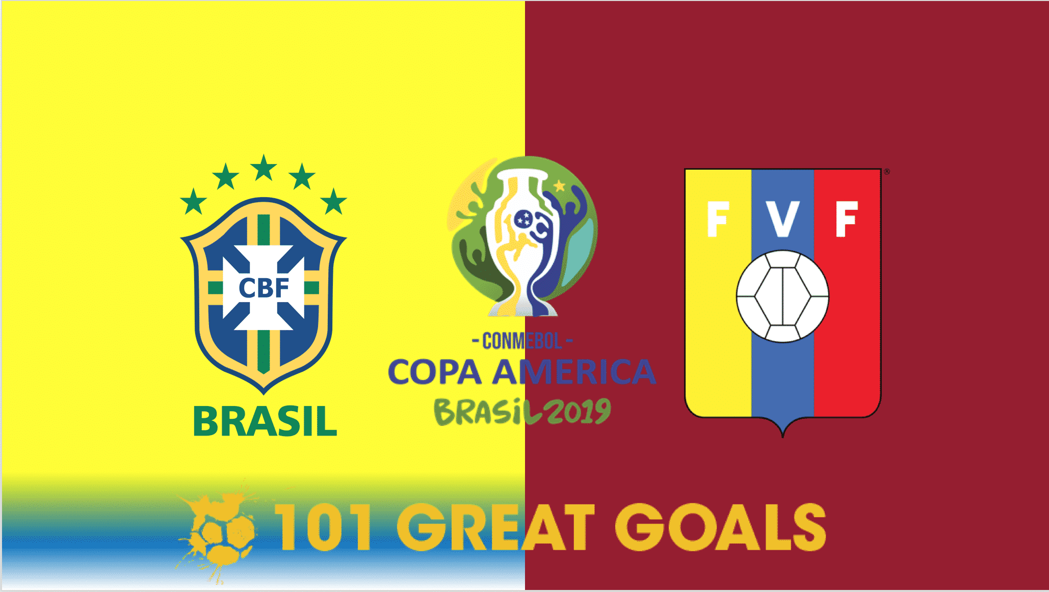Brazil vs Venezuela live streaming: