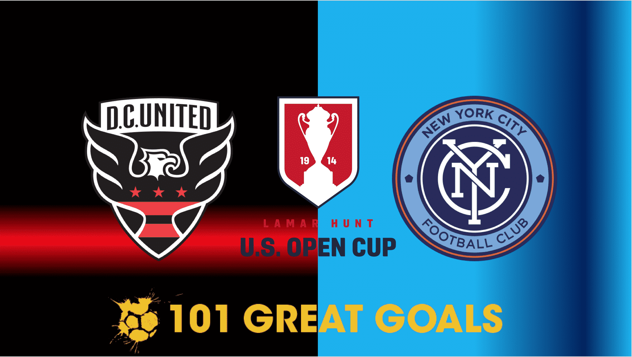 DC United vs New York City live streaming