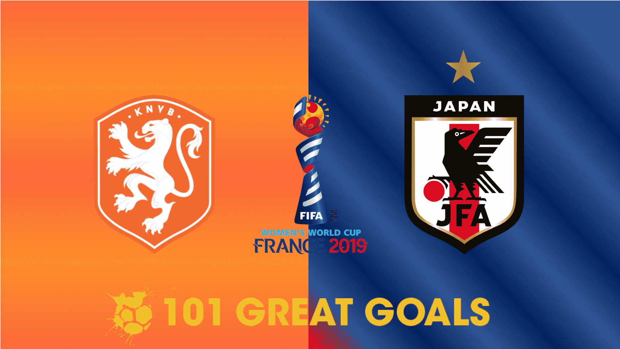 Netherlands vs Japan live streaming