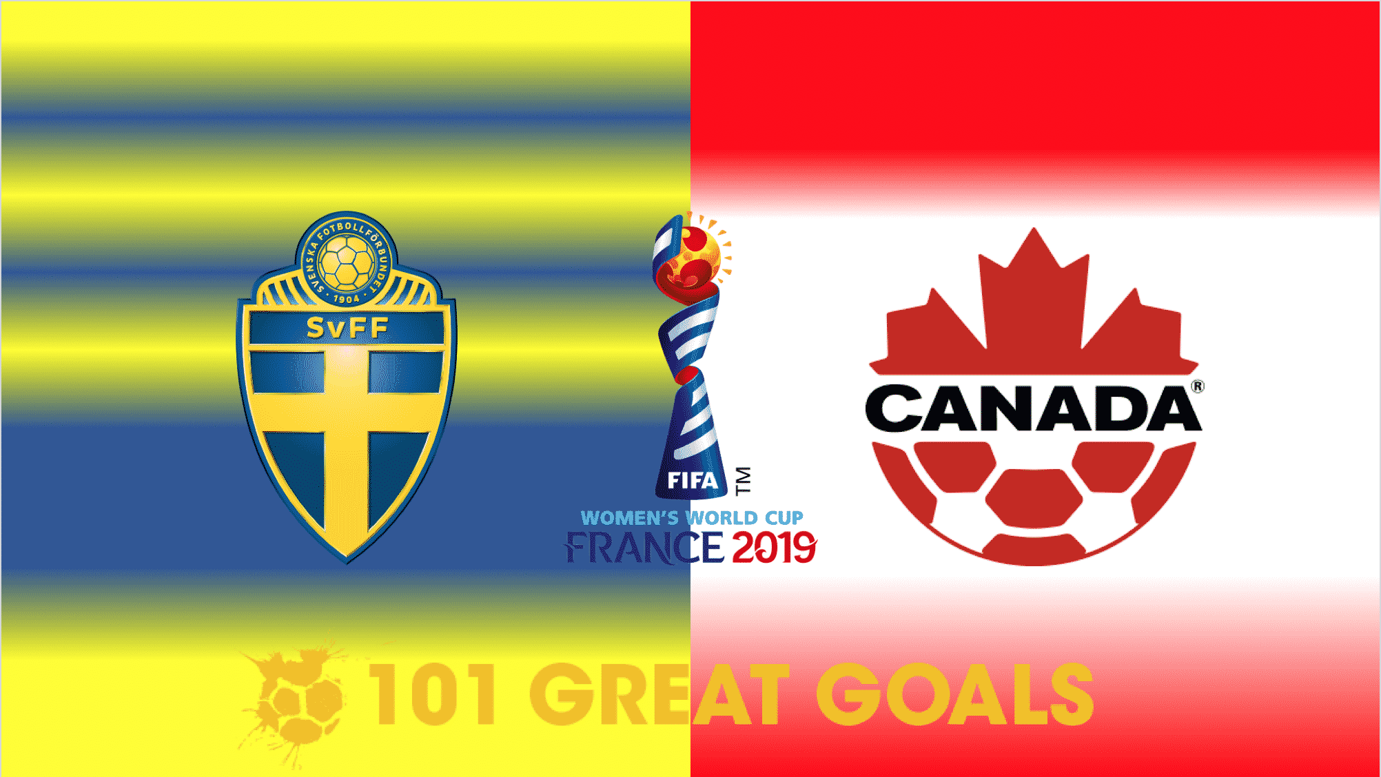 Sweden vs Canada live streaming