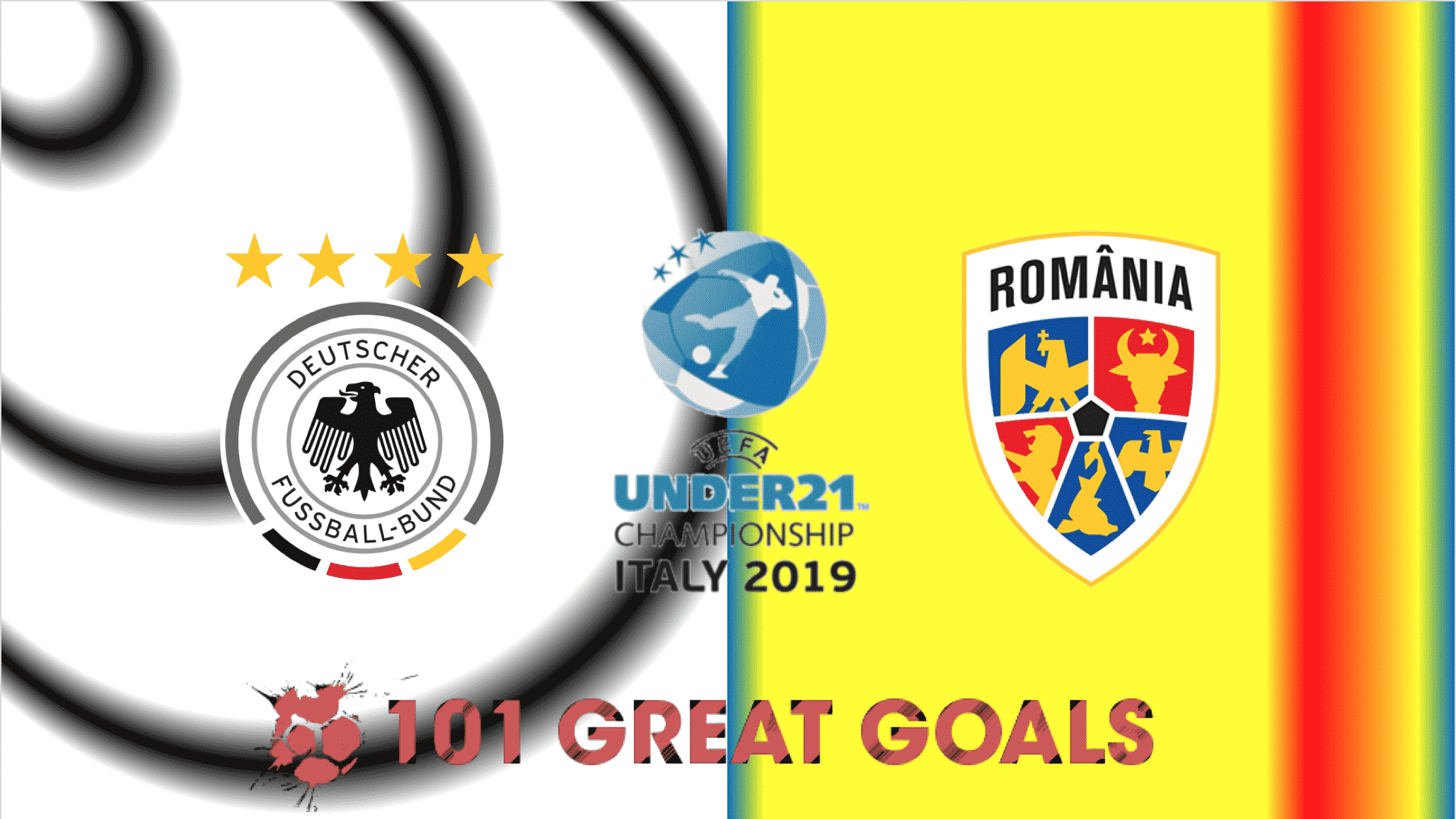 Germany vs Romania live streaming