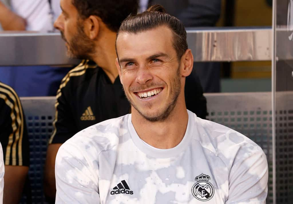 Tottenham's Gareth Bale 2021-22 option revealed