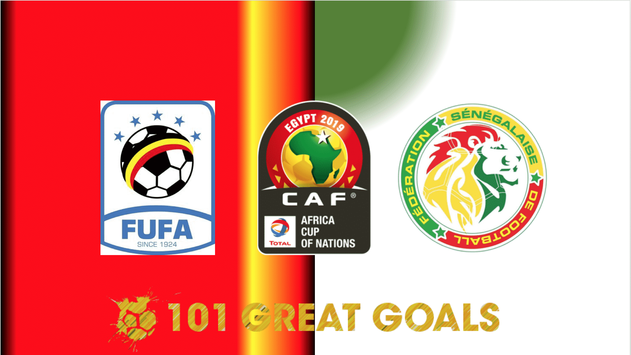 Uganda vs Senegal live streaming