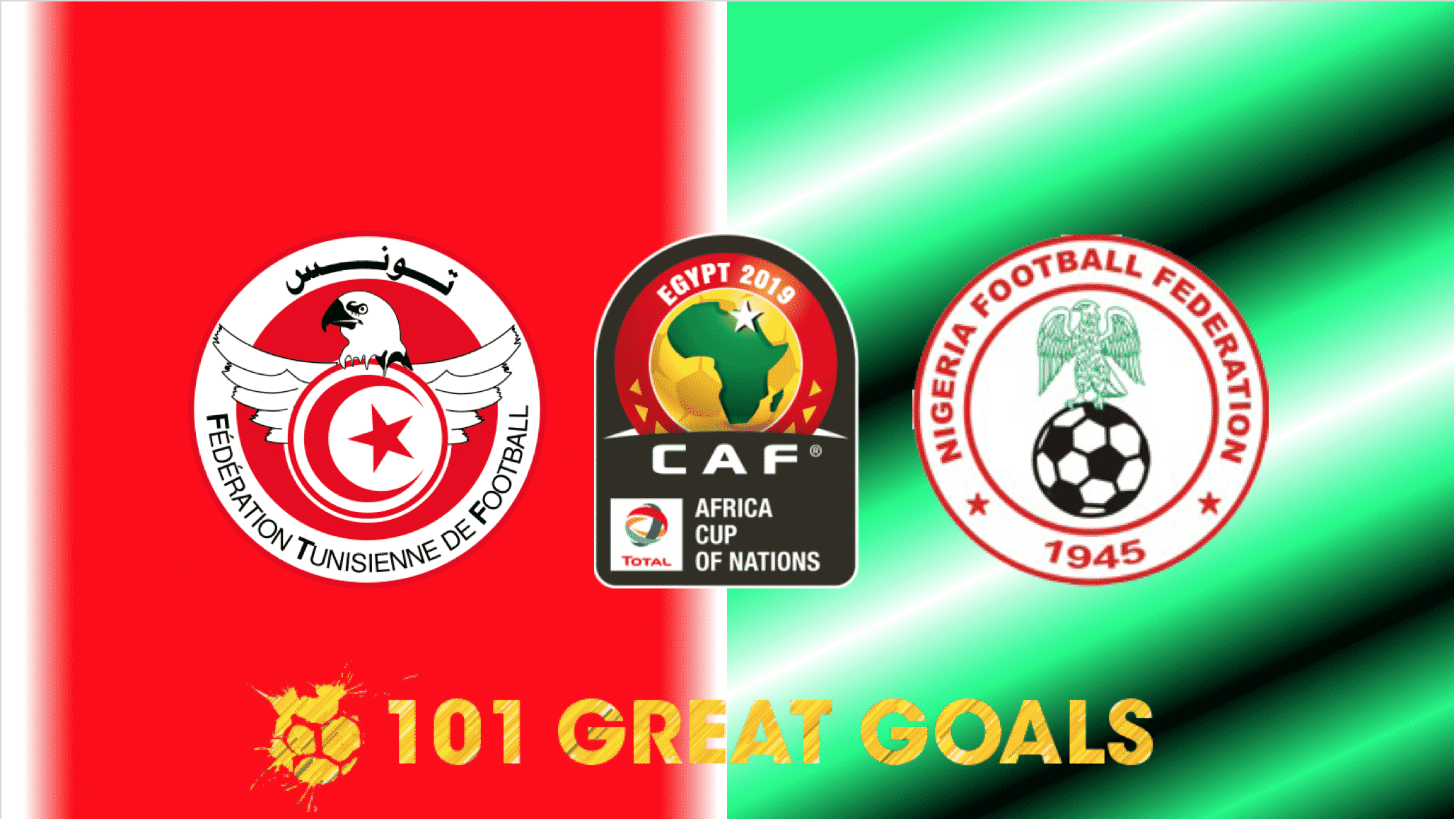 Tunisia vs Nigeria live streaming