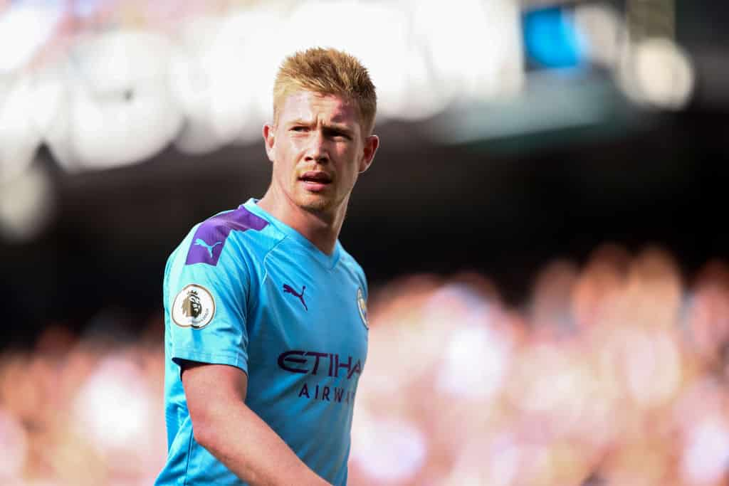 Belgian national team medic labels Kevin De Bruyne injury 'ideal' - 101 great goals
