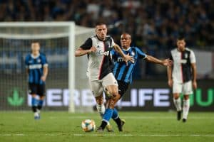 Everton 'seriously interested' in Juve's Demiral as Max Aarons links played down