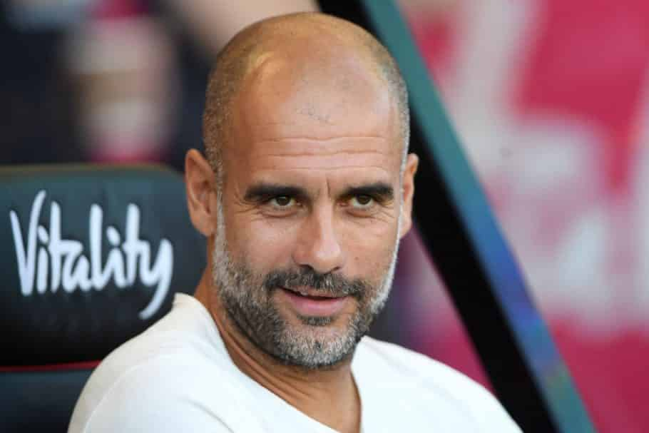 Man United legend Gary Neville believes Man City may have 'the greatest manager of all time' in Pep Guardiola