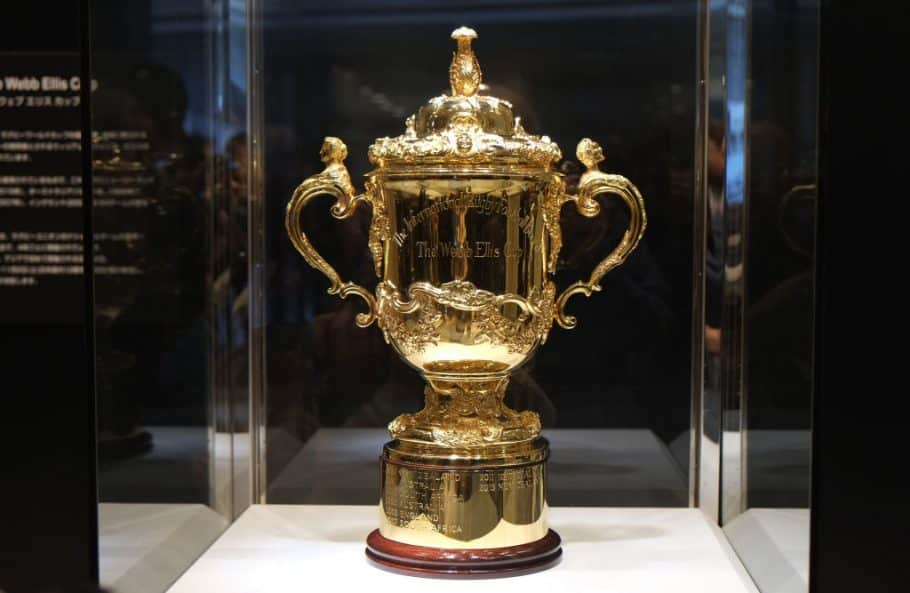 Rugby World Cup live streaming