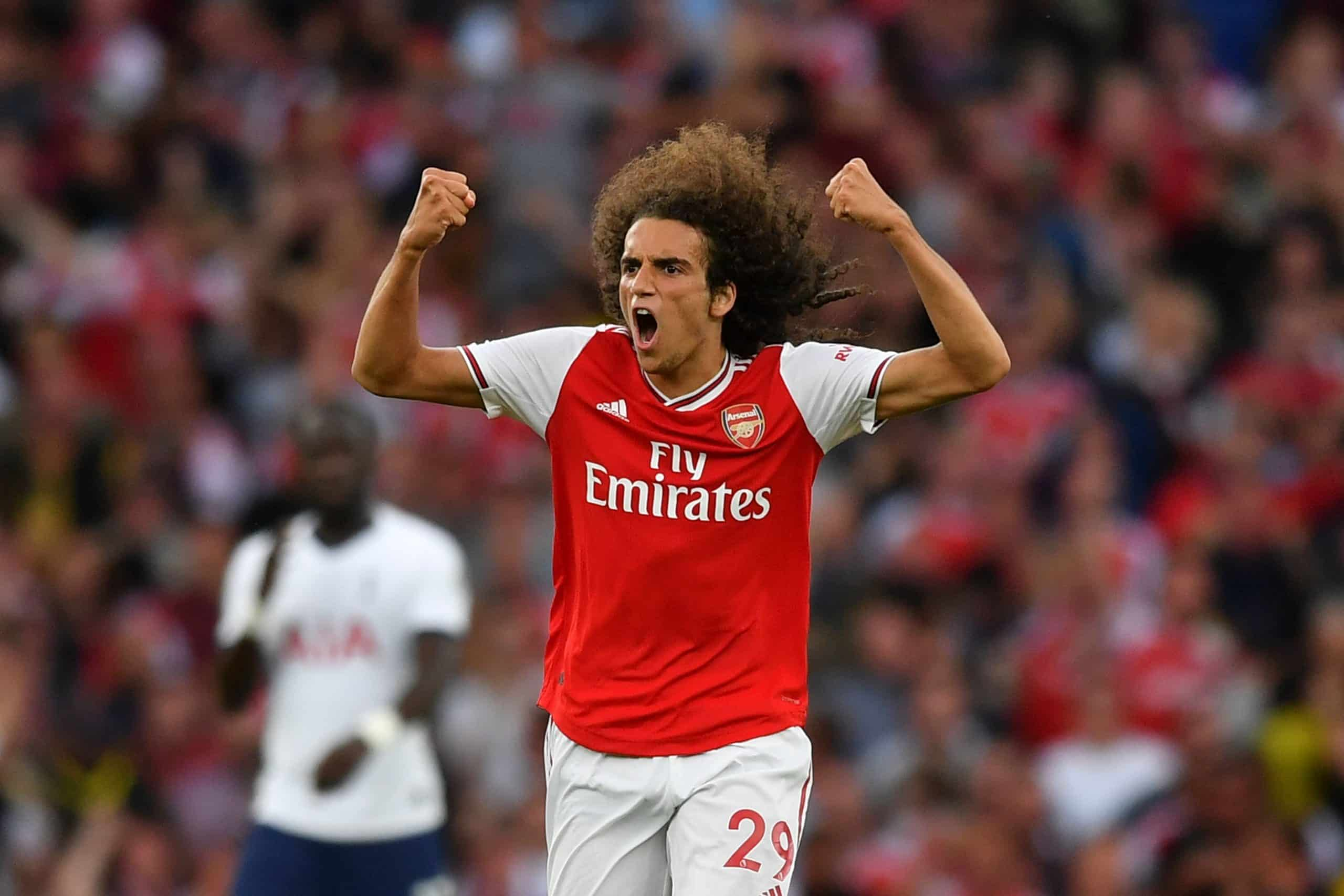 Arsenal boost as new suitor emerges for sidelined Matteo Guendouzi - 101 great goals