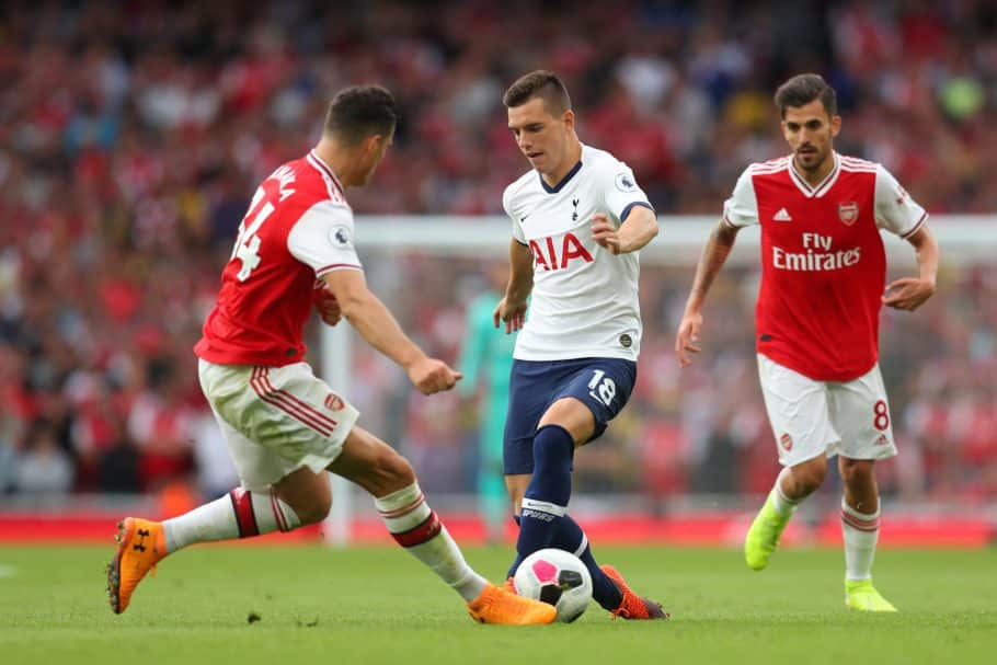 Giovani Lo Celso the only absentee for Tottenham as Serge Aurier returns ahead of Burnley