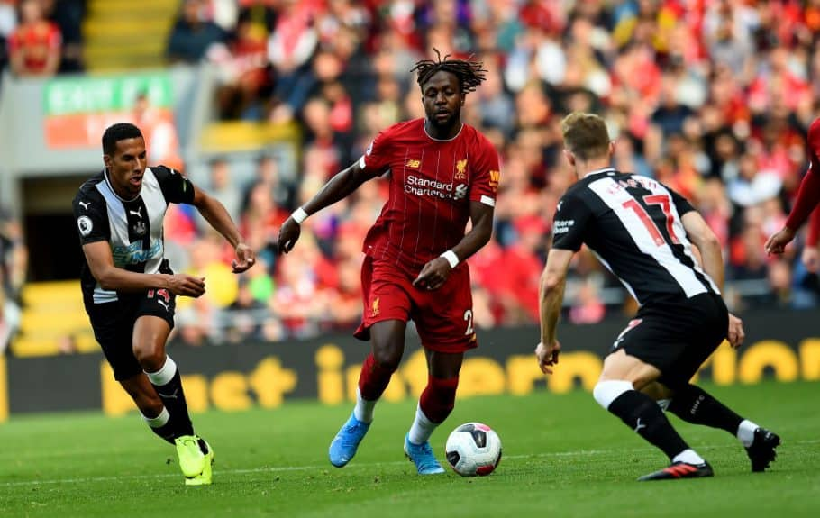 Newcastle vs Liverpool live streaming: Watch Premier League online