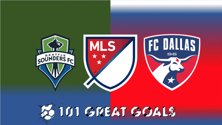 Seattle Sounders vs FC Dallas live streaming