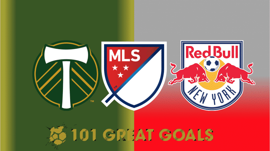 Portland Timbers vs New York Red Bulls live streaming