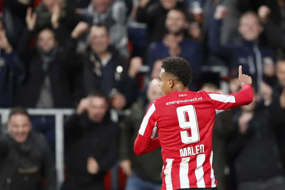 Borussia Dortmund set to seal deal for Donyell Malen