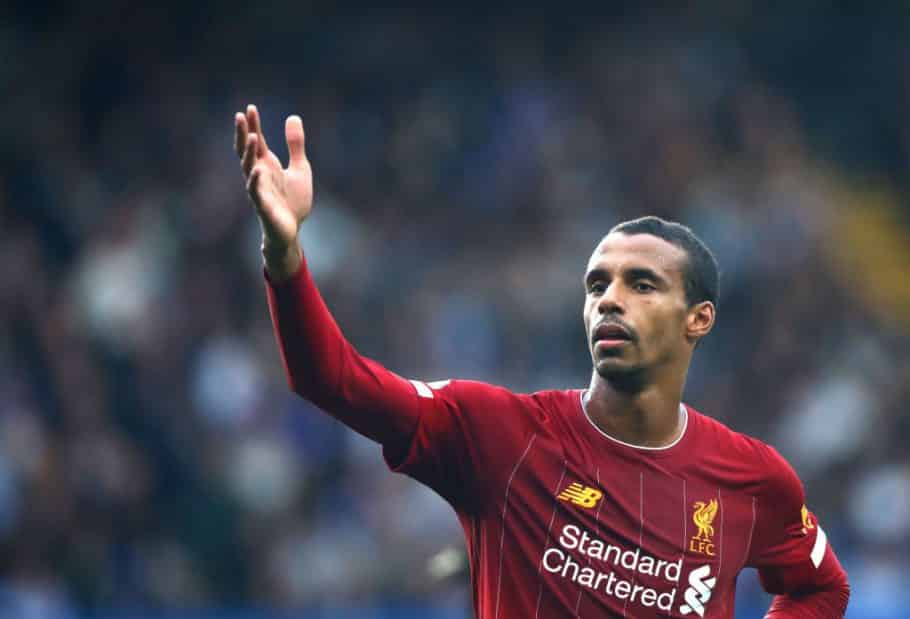 The latest on Joel Matip ahead of Liverpool's meeting with Burnley