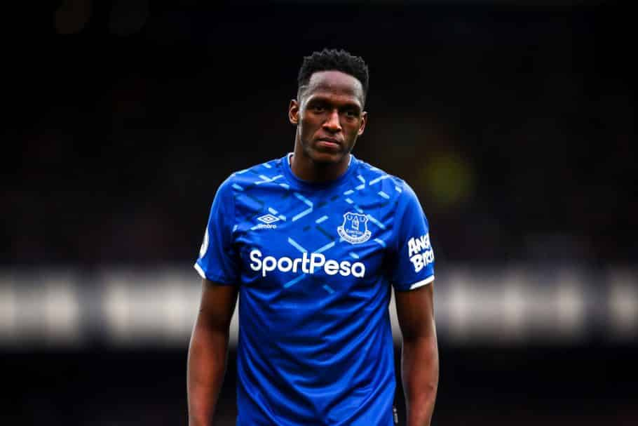 Everton's staggering injury list added to again as Yerry Mina forced off vs Brighton