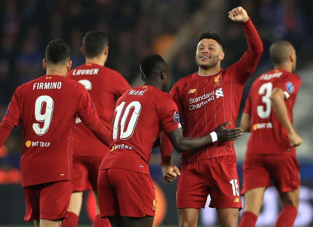 Liverpool 'weighs' Real Madrid to place the attacker in the market