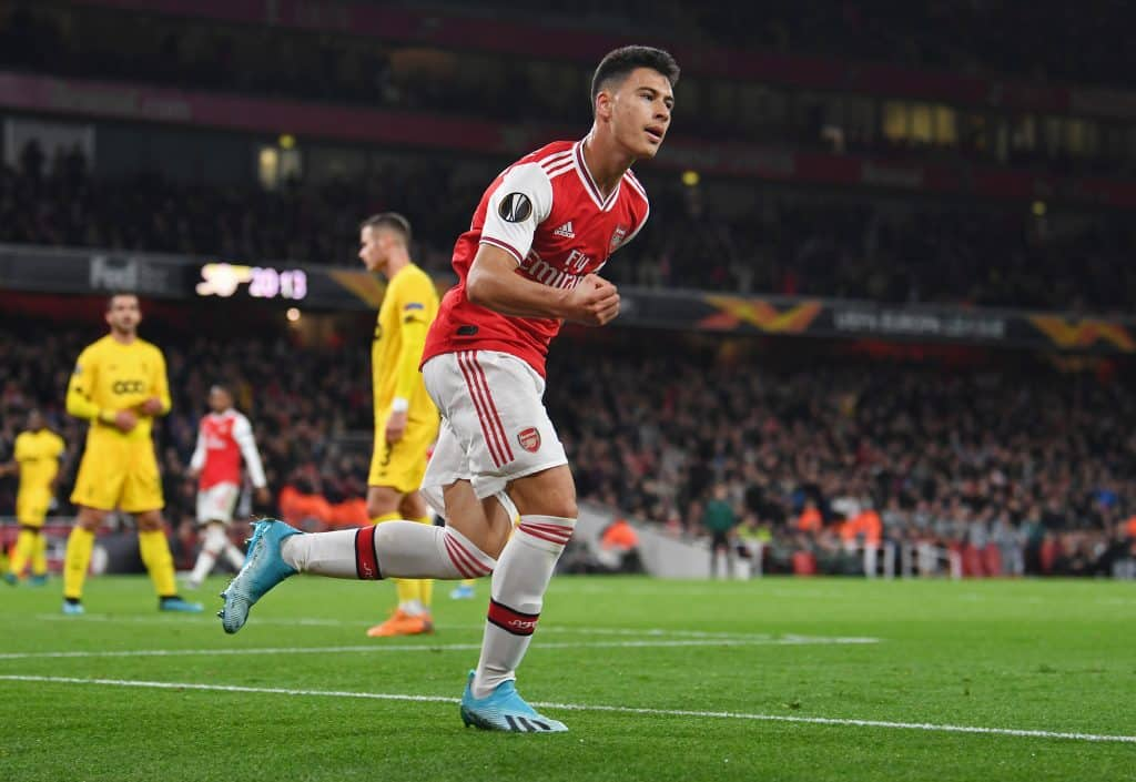 Mikel Arteta expecting 'big boost' when Martinelli returns for Arsenal's senior side