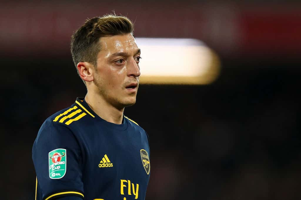 Arsenal reportedly seeking deal with Mesut Ozil to get German off club's books - 101 great goals