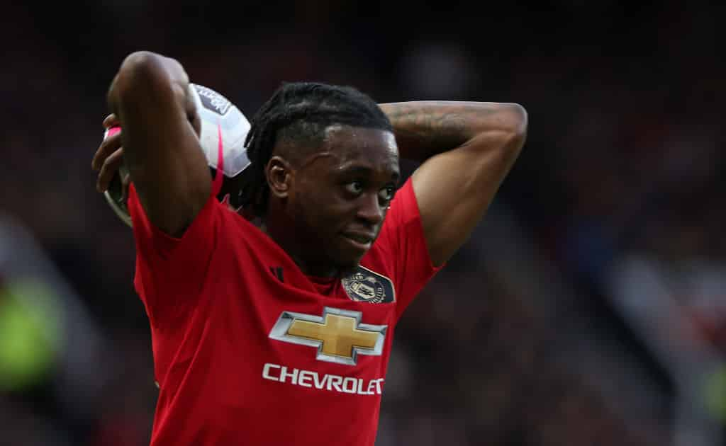 Aaron Wan-Bissaka names toughest opponent he has faced whilst at Man United - 101 great goals