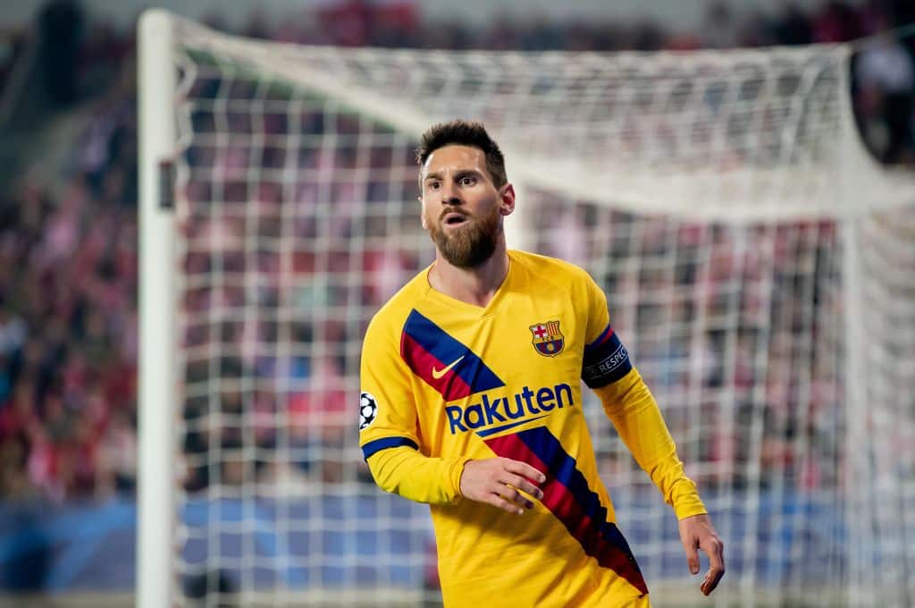 Leo Messi confirms squad 70% pay cut & reveals friction with some 'people' at Barcelona - 101 great goals