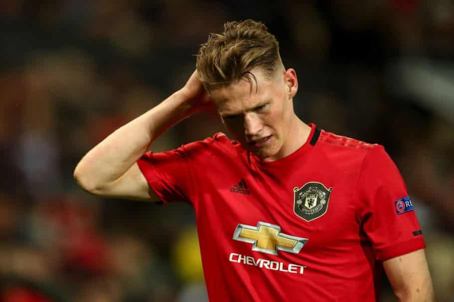 Solskjaer explains bank decision to Scott McTominay for Man United's game with Southampton