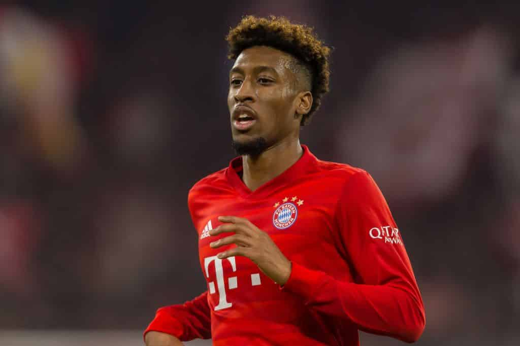 Kingsley Coman plus Juventus & Barcelona wingers linked to Old Trafford after Jadon Sancho's transfer collapses - 101 great goals