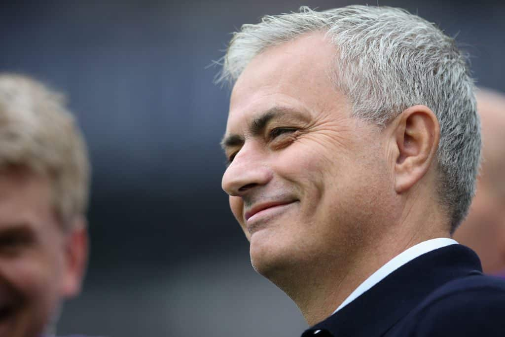 Jose Mourinho hoping Dele Alli can follows in footsteps of Tottenham teammate Tanguy Ndombele