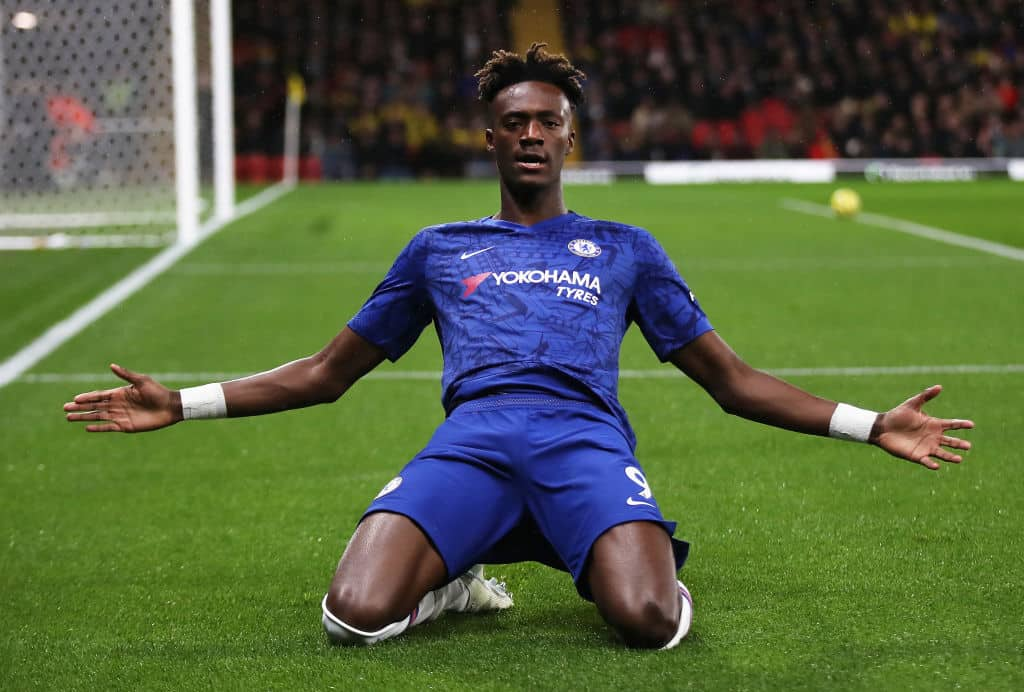 Tammy Abraham reflects on his 'phenomenal' 2019/20 Chelsea campaign - 101 great goals