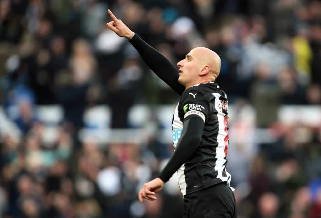Jonjo Shelvey questions Leeds' 'pointless' efforts following on-pitch conversation with Rodrigo: 'You're running around like a nutcase'