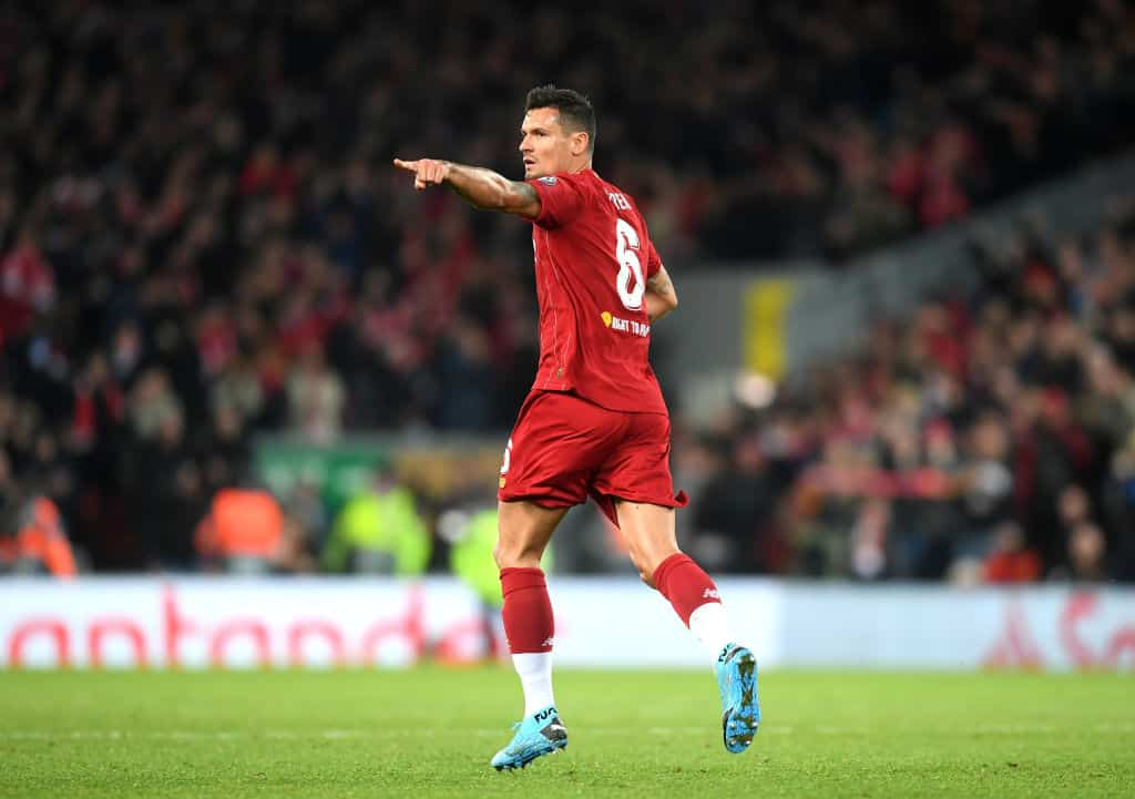 Zenit St. Petersburg reportedly eyeing move for Liverpool's Dejan Lovren - 101 great goals