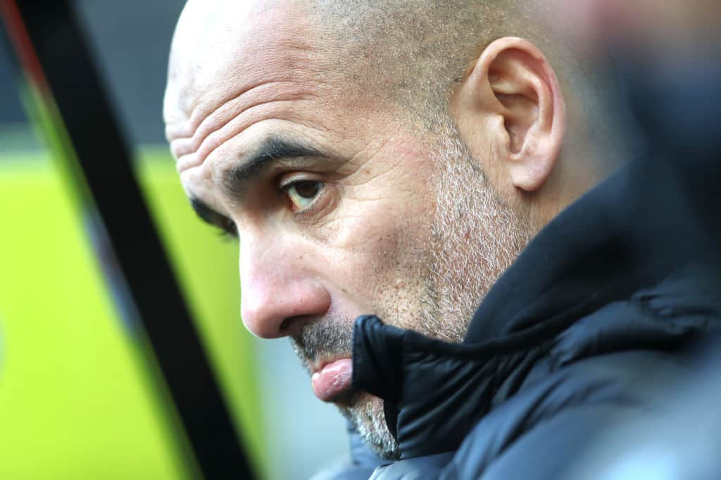 Staggering sum Pep Guardiola has splashed out on defenders at Man City highlighted following Leicester embarrassment - 101 great goals