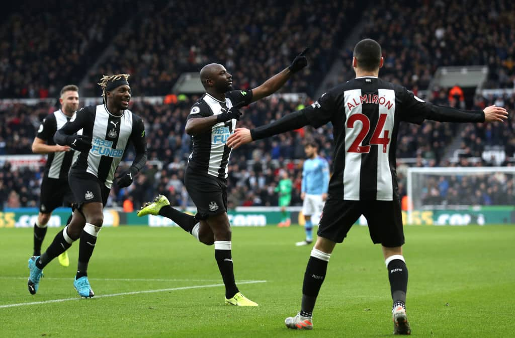 Newcastle vs Manchester City live streaming: Watch FA Cup ...