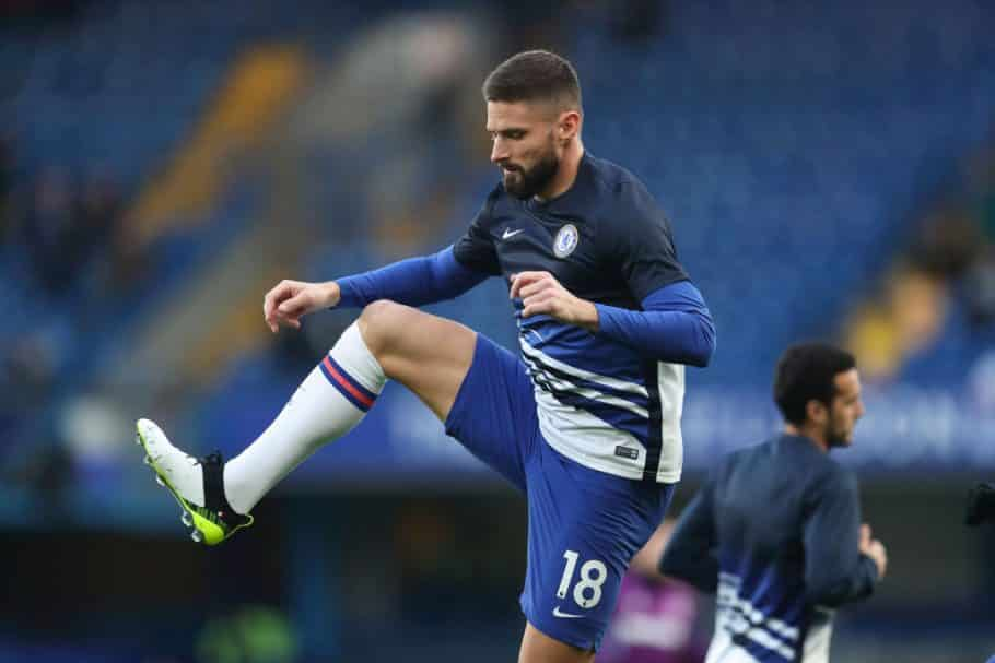 Chelsea's Olivier Giroud confirms he will have to make decision over future in January