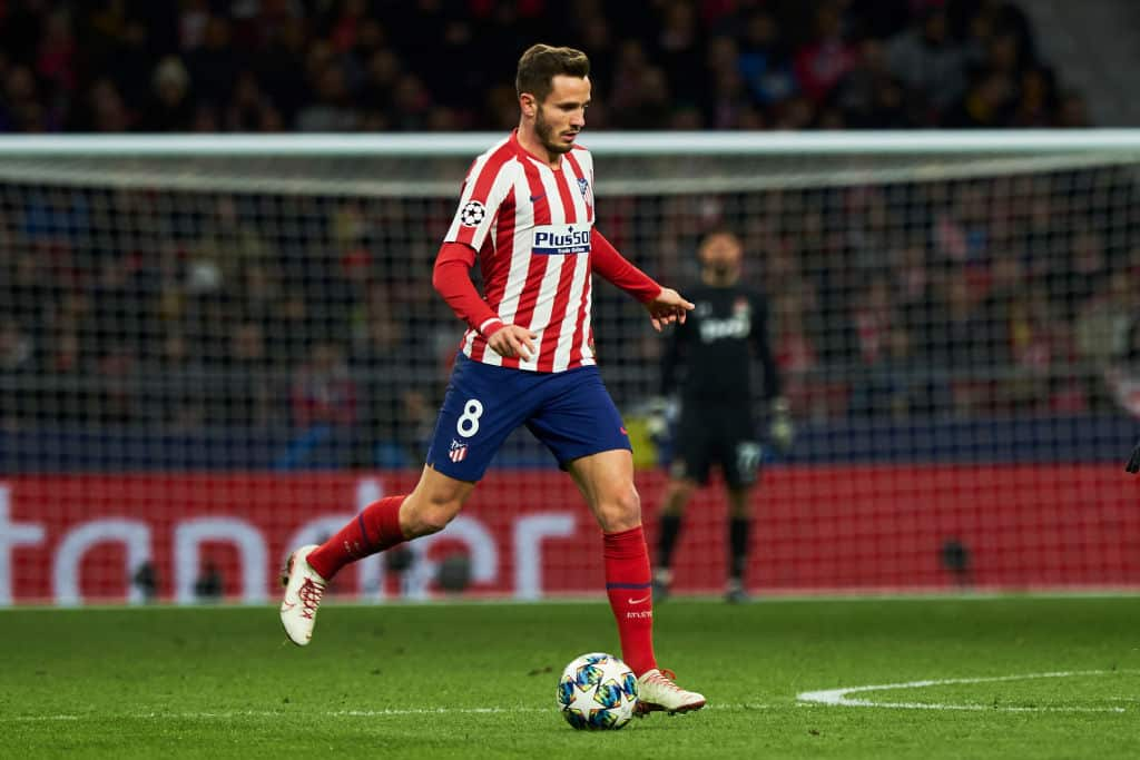 Manchester United could meet release clause of Atletico Madrid's Saul Niguez - 101 great goals