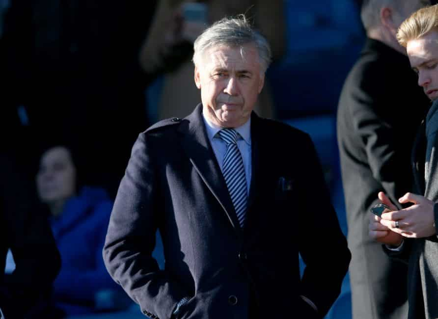 Carlo Ancelotti provides Everton team news update ahead of Fulham