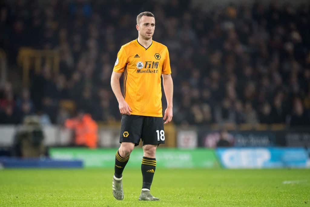 Man United reportedly interested in Wolves' Diogo Jota - 101 great goals